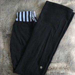 lululemon athletica Pants - Lululemon flare leggings
